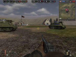 battlefield 1942 screen - BattleField 1942