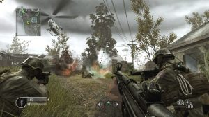 call of duty modern warfare - Call of Duty 4