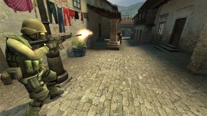 counter strike source screen - Counter-Strike: Source