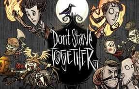 dont starve together server hosting