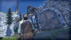 medieval engineers gate - Medieval Engineers