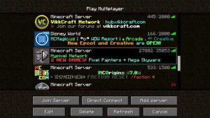 list of the best minecraft server hosting