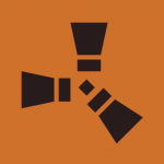 oxide logo - Rust
