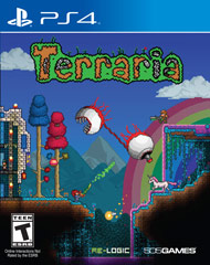 terraria playstion 4 - Terraria