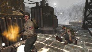 wolfenstein enemy territory - Wolfenstein: Enemy Territory