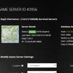 survival servers control panel - 7 Days To Die