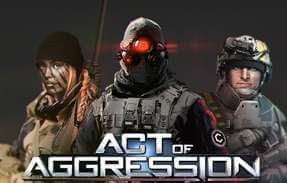 act of aggression server hosting