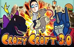 crazy craft 3 server hosting