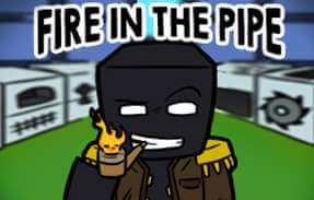 fire in the pipe server hosting