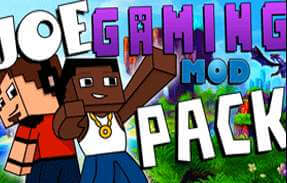 joegaming modpackr server hosting