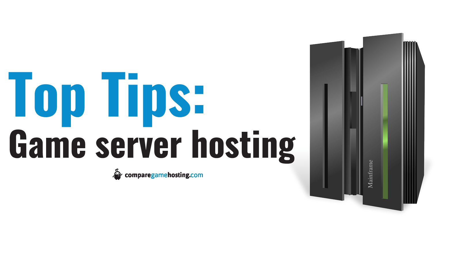 Top Tips: Game server hosting Thumb
