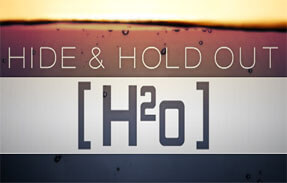 Hide & Hold Out – H20 Thumb