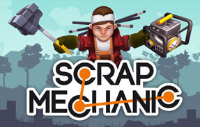 scrap mechanic server hosting