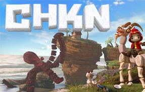 CHKN server hosting