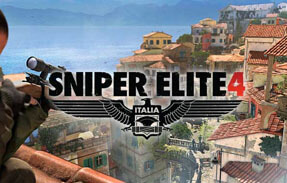Sniper Elite 4 Server Hosting