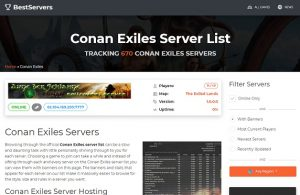 Compare & Find The Best Conan Exiles Server Hosting Prices | CGH