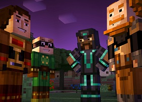 Minecraft Story Mode Thumb
