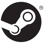 steam logo circle - Team Fortress 2