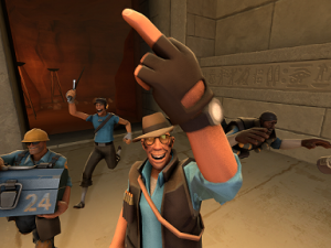 team fortresss 2 taunts - Team Fortress 2