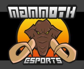 Mammoth Esports Australia Thumb