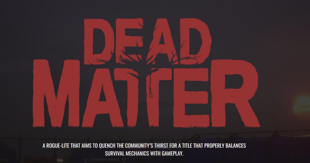 best dead matter server hosting